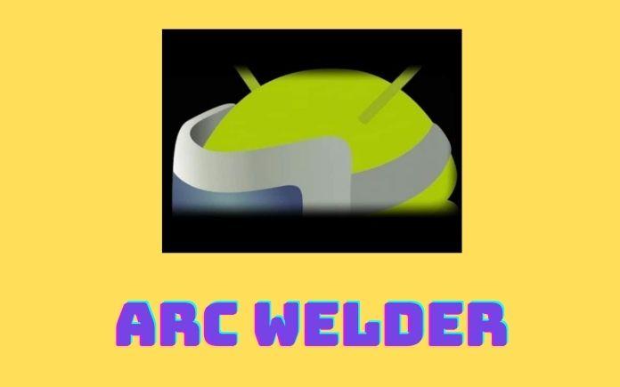ARC WELDER APP